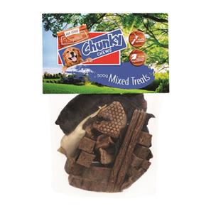 Superior Chunky Mixed Treats 500gm