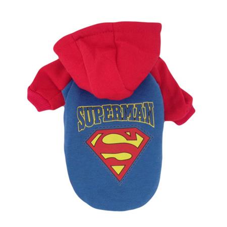 Superman hoodie - Blue