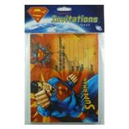 Superman Invites