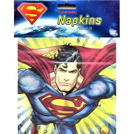 Superman Napkins