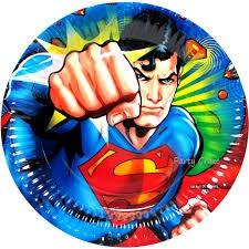 Superman Party Range