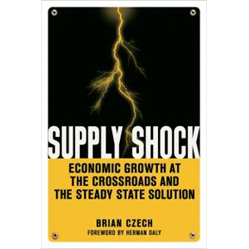 Supply Shock: Economic Growth at the Crossroads and the Steady State Solution