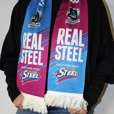 SUPPORTERS' SCARF