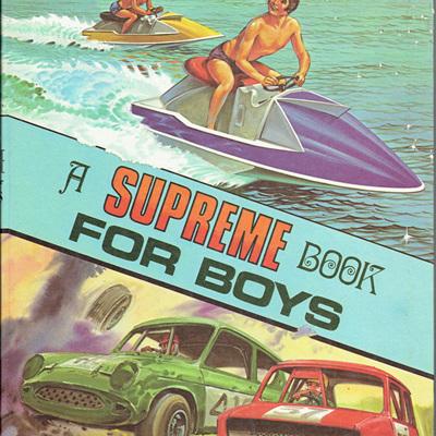 Supreme Book for Boys