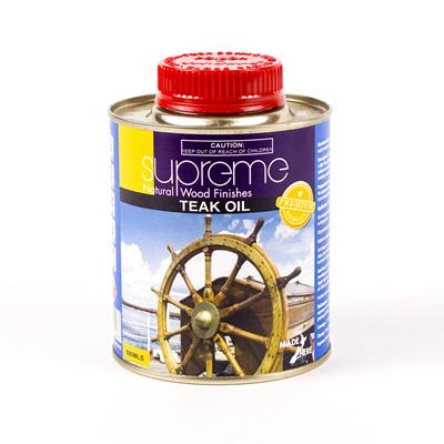 Supreme Teak Oil Marine