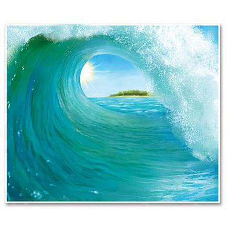 Surf wave scene setter