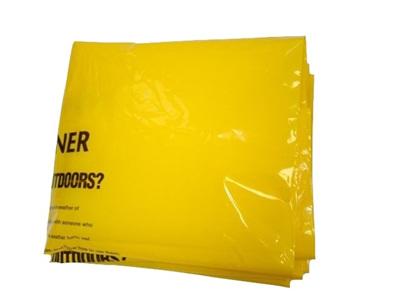 Large Survival Bag / Pack Liner