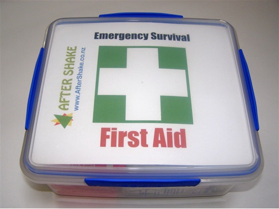 Survival First Aid Kit S3