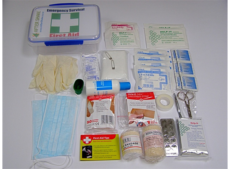 Survival First Aid Kit (Size 1)