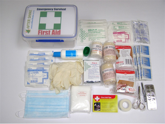 Survival First Aid Kit (Size 2)