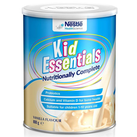 SUSTAGEN KIDS NUTRITIONALLY COMPLETE VANILLA 800G