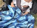 sustainable baby blanket outdoor mat change mat