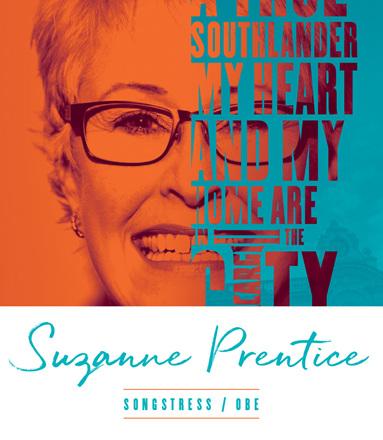 Suzanne Prentice, OBE
