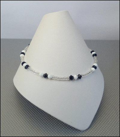Swarovski Crystal Anklets