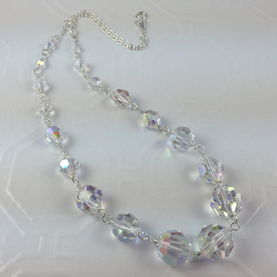 Swarovski Crystal & Pearl Necklaces