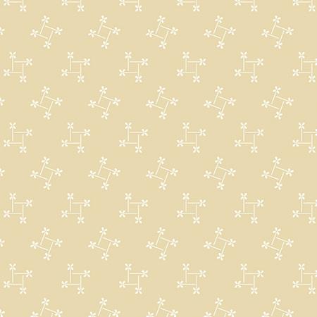 Sweet 16 Pinwheel Cream A-9589-L