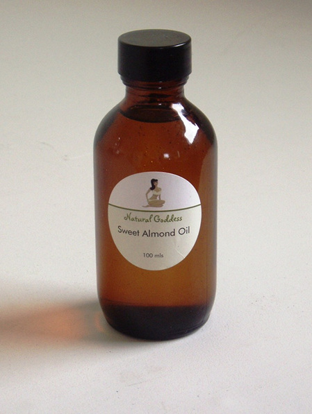 Sweet Almond Oil - 100ml