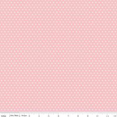 Sweet Baby Girl Daisies Pink C8196