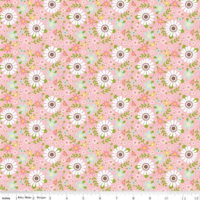 Sweet Baby Girl Garden Pink C8191