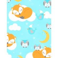 Sweet Dreams Little One - Sleepy Fox