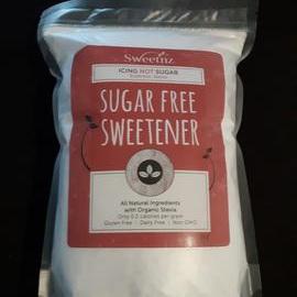 Sweetnz Icing NOT Sugar (Org Stevia & Erythritol)