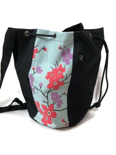 Swim bag - flower