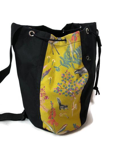 Swim bag - mustard