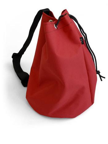Swim bag - red