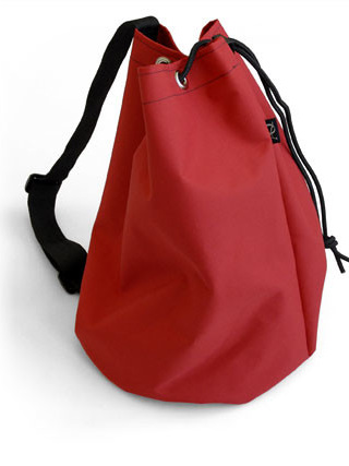 Swim bag - red