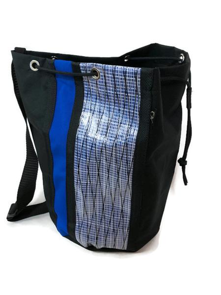 Swim bag - sailcloth blue