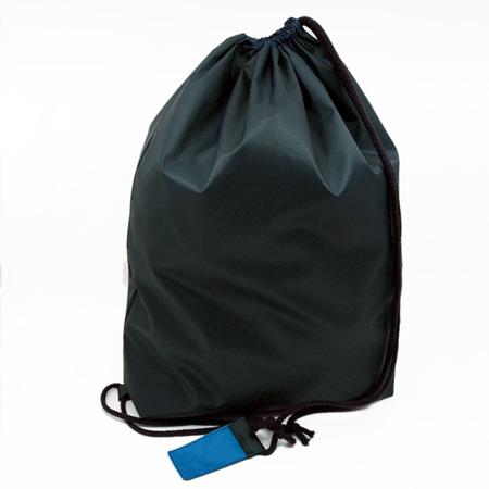 swim pouch | navy/navy