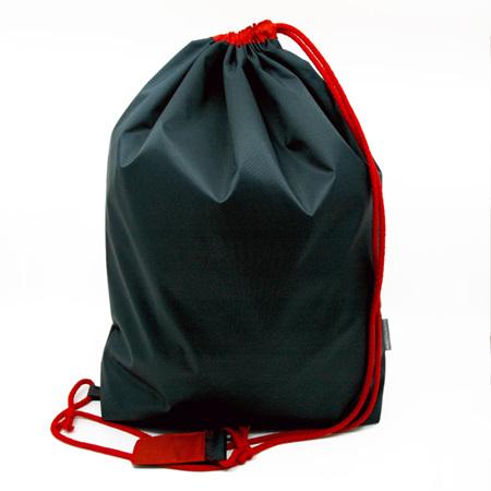 swim pouch | navy/red