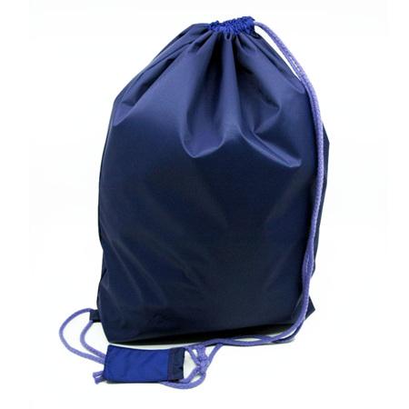 swim pouch | purple/purple