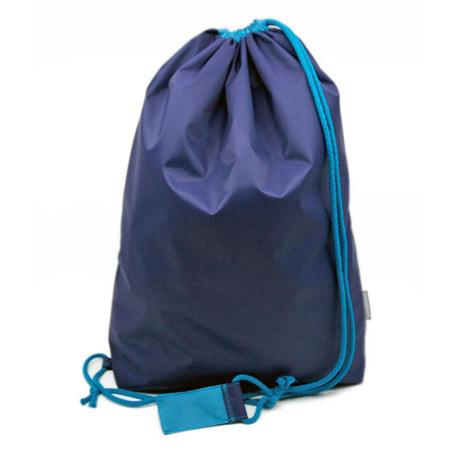 swim pouch | purple/turquoise