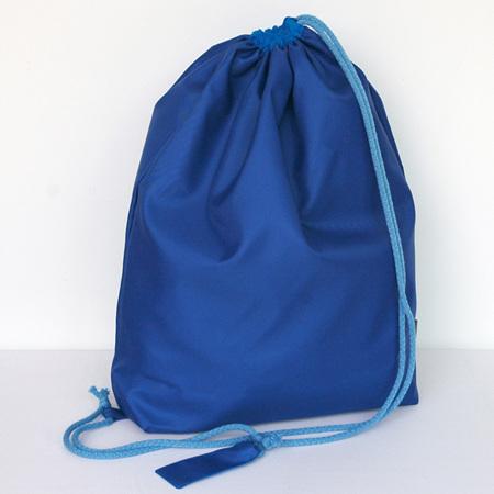 swim pouch | royal/blue