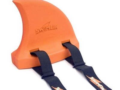 SwimFin Orange