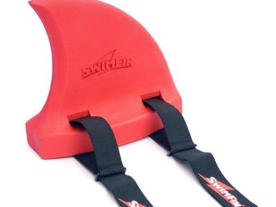 SwimFin Red