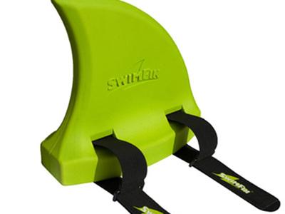 SwimFin Lime