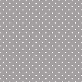 Swiss Dots Grey C670g