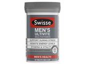 SWISSE Mens Ultivite F1 60tabs