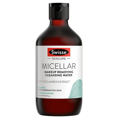 SWISSE Micellar M/U Remover 300ml