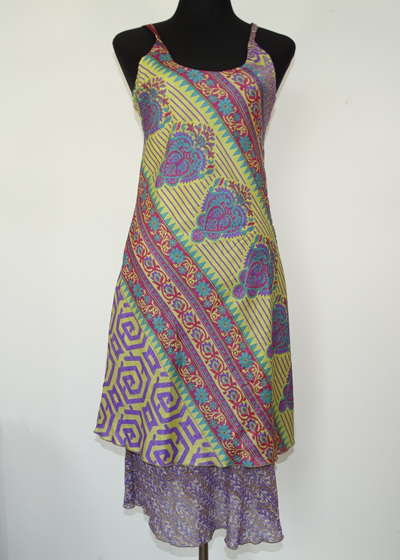 Swit-Chit Dress - Aztec goddess