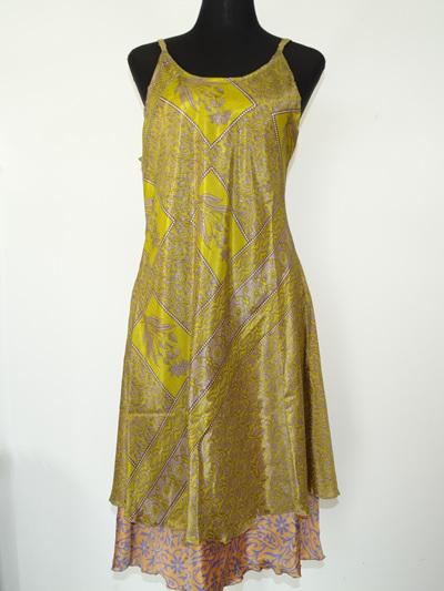 Swit-Chit Dress - Golden delight