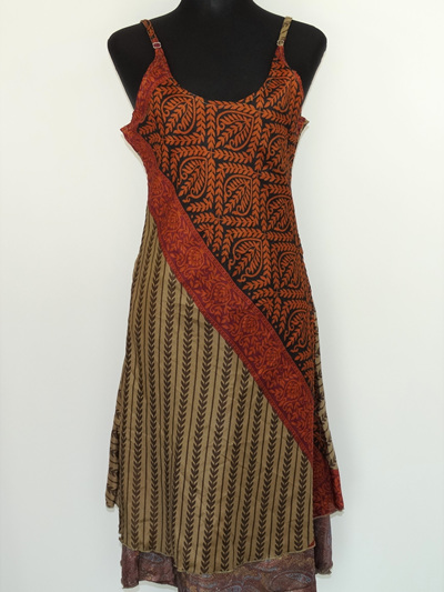 Swit-Chit Dress - Greek Goddess