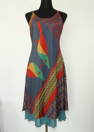 Swit-Chit Dress - Paradise