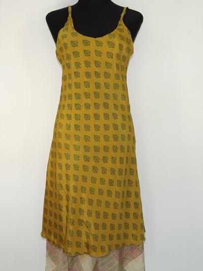 Swit-Chit Dress - Saffron Princess