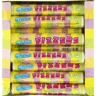 Swizzels Giant Fizzers