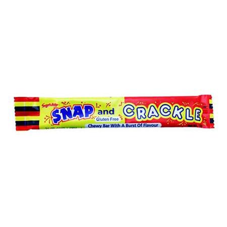 Swizzels Snap & Crackle Bars 18g