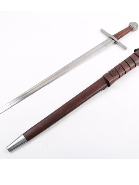 Sword 2 - Norman Sword with Scabbard