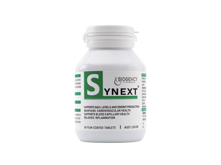 Synext NAD+ Supplement 30 Tablets